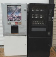 Cold Drink and Dry Goods Vending combo Machine $1025 pair