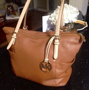 Michael Kors authentic soft leather