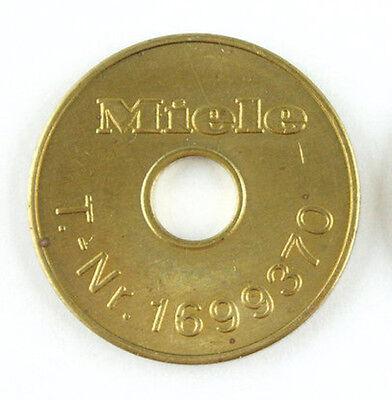 25 Original Miele Wertmarken/Mielemarken/Mielemünzen  1699370 neu und OVP