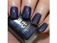 Set of 17 England Branded Nail polishes