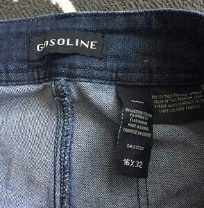 Gasoline Jeans Size 16x32 Kitchener / Waterloo Kitchener Area image 2