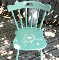 Maple Leaf Chairs