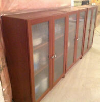Kitchen/Laundry Room Cabinets (3)