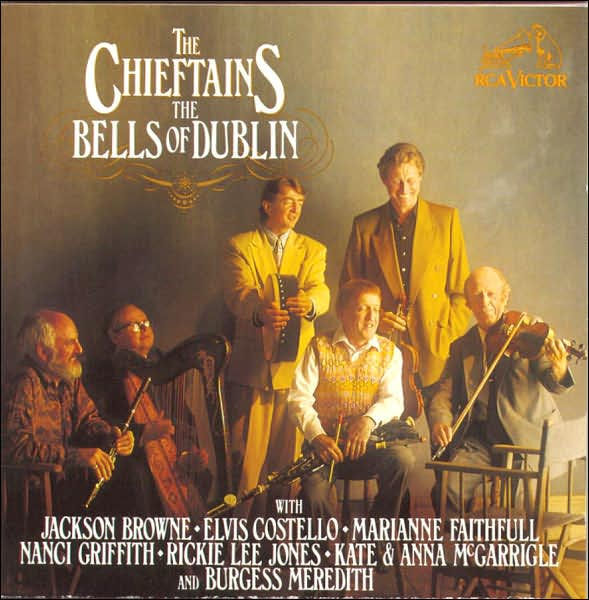 THE CHIEFTAINS - BELLS OF DUBLIN - CD - Sealed