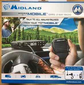 Midland mobile 2 way radio