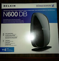 Belkin Dual Band Wifi Router with USB Port