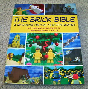 The Brick Bible, Old Testament stories illustrated in LEGO!