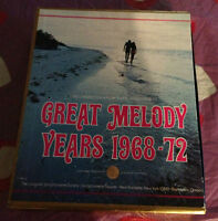 Great Melody Years 1968-1972 8 Track Set