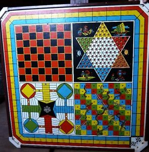 Two sided Game board