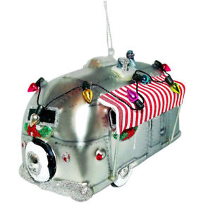Retro christmas decorations ebay for Airstream christmas decoration