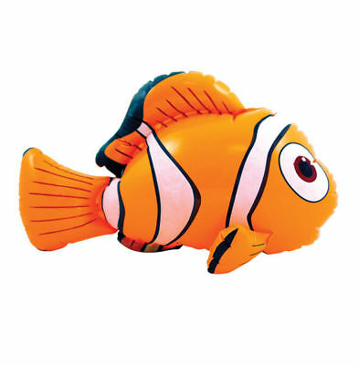 Inflatable Clown Fish - 43cm - Pinata Loot/Party Bag Fillers Wedding/Kids Nemo (Nemo Pinata)