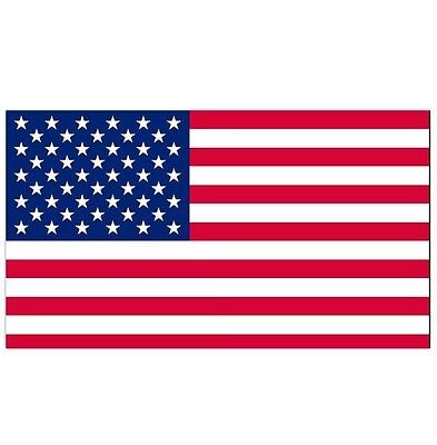 USA UNITED STATES OF AMERICA STARS AND STRIPES LARGE FLAG 5'X3' EYELETS