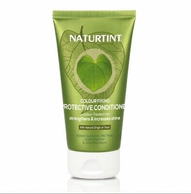 NEW Naturtint Colour Fixing Protective Conditioner 150 Ml vegan