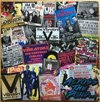 vinyl single 7 inch - vibrators /screaming bloody marys - ..