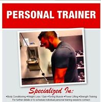 Achieve your Goals - Personal Trainer - 24 hour Support!