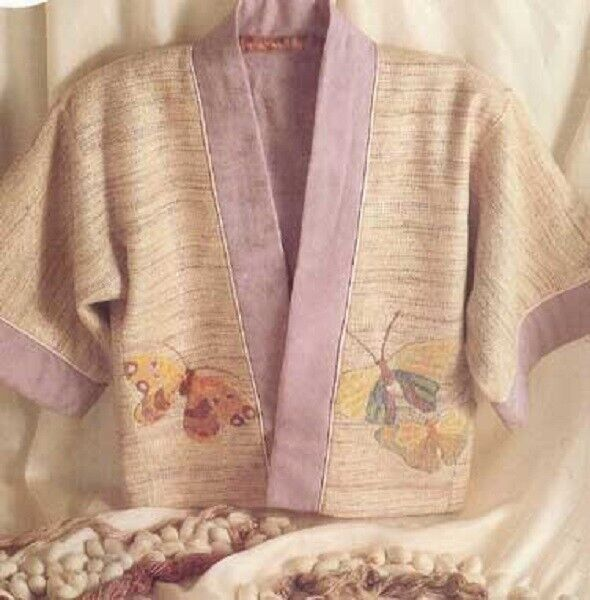Spin-off magazine spring 1986: KID MOHAIR iceland wool jacket kimono rug blanket