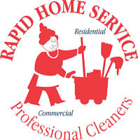 PROFESSIONAL CLEANERS WANTED