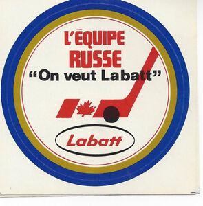 Collant Série Canada-Russie 1972