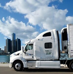 Hiring Company Drivers (tractor-trailer)