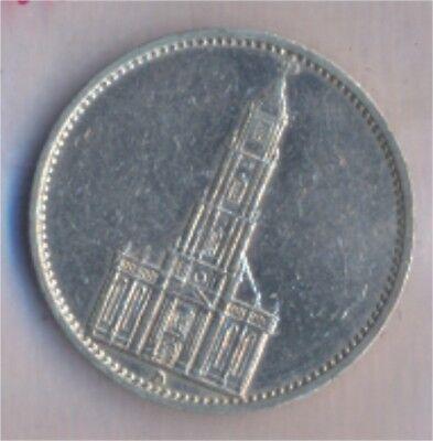 Deutsches Reich Jägernr: 357 1935 D sehr schön Silber 1935 5 Reichsm (9157830