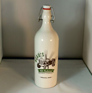 Beau's All Natural Brewing Co stoneware bottle Vankleek Hill On. Kingston Kingston Area image 1