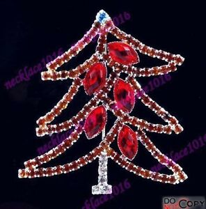 Xmas tree Brooch--Brand New!!!