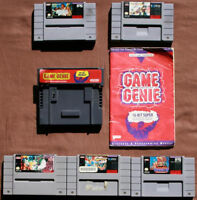 Super Nintendo Games & Accessories