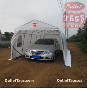 AUTO SHELTERS/CARPORTS FOR SALE!