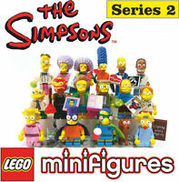 Lego Simpsons Minifigures Series 2 (only a few left)