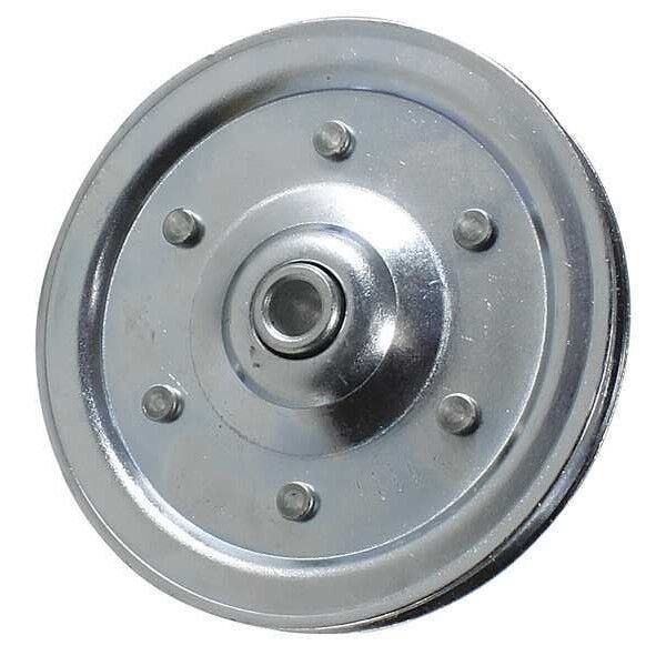 """10   3"""" Steel Wire Rope Cable Pulleys"""