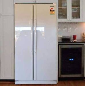Excellent SAMSUNG 535L Family Fridge CAN DELIVERY Doncaster Manningham Area Preview