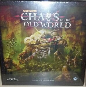 Chaos in the Old World - Price Dropped Docklands Melbourne City Preview