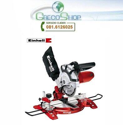 Troncatrice/Sega circolare per legno 1400W 210mm Einhell RED - TH-MS 2112