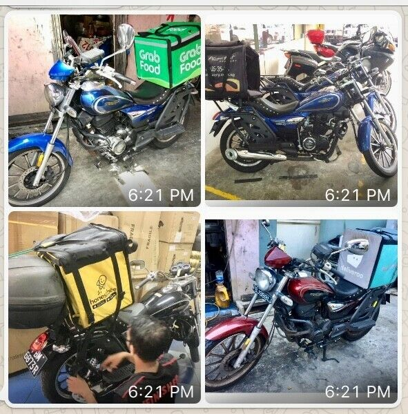 GHC 150c.c Chopper  Motorbike  Rental Service Promotions !!! Offer :-Weekly @ $150 . Monthly @ $350