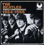 cd - The Beatles - Press Conferences 1964-1966