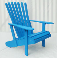 adirondack chairs ONLY SIX REMAINING
