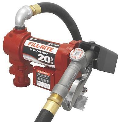 New Tuthill Fill Rite Fr4210g 12v Fuel Transfer Pump High Flow 20 Gpm Warranty