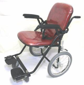 Concept Design Folding Wheelchair Derrinallum Corangamite Area Preview
