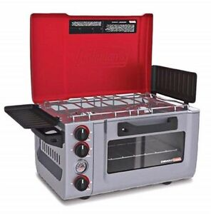 Coleman stove/oven