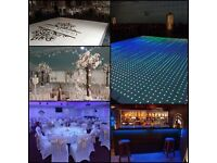 LED DANCE FLOOR HIRE!£300