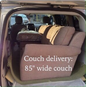 I OFFER  AFFORDABLE DELIVERY SERVICE / SMALL MOVES/IKEA PICK-UPs