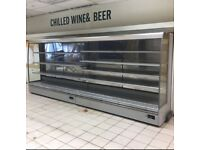5.1 Metre Open Chiller, Self Contained