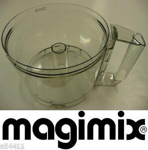 Magimix cuve bol robot culinaire cs 5100 17307 original for Cuisine 5100 magimix
