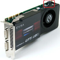 Nvidia GTS-250 PCIE 1.0 GB Video Card 2-DVI & 1-S-Video Out