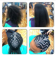 Hair braiding- all styles and ages
