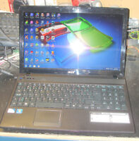 ACER ASPIRE INTEL DUAL CORE 2.30GHZ REFURB LAPTOP COMPUTER WIN7