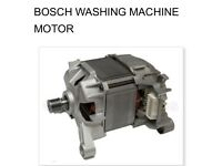 Bosch Motor for Washing Machines