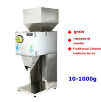 110V 1000G Powder filling machine (10-1000g) vibratory filler