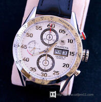 Tag heuer Carrera Date day for trade