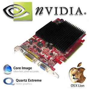 Apple NVIDIA GeForce 7300 GT 256 MB for Mac Pro 2006 - 2007 ON SALE!!!
